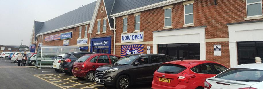 Mount Pleasant / Holderness Road Retail Development