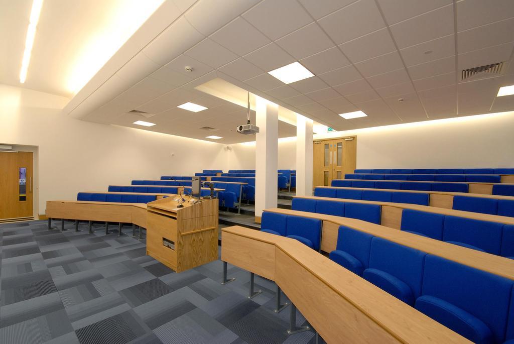 Wilberforce Building Hull University