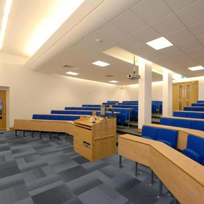 University of Hull Wilberforce Building Lecture Theatre