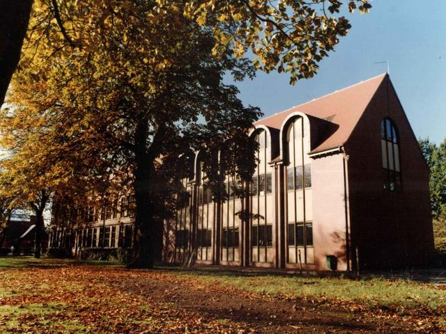Hymers College Craft Design Technology building