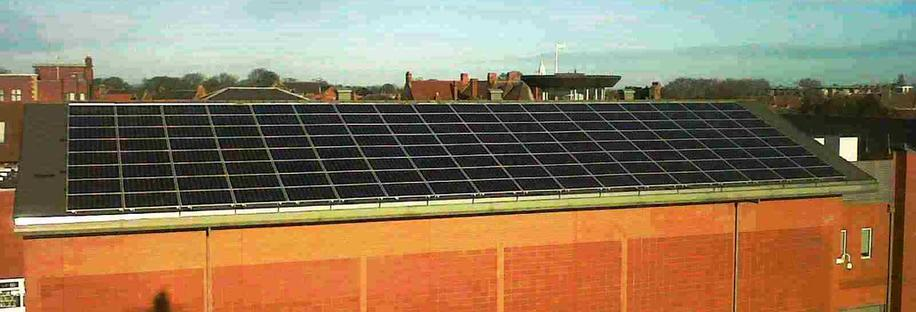 ERYC Photovoltaic Installations