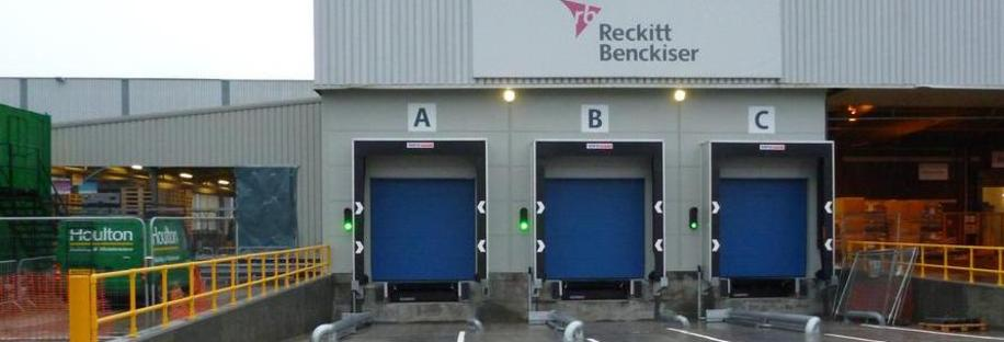 Reckitt Benckiser Heavy Goods Vehicle Docking Facility
