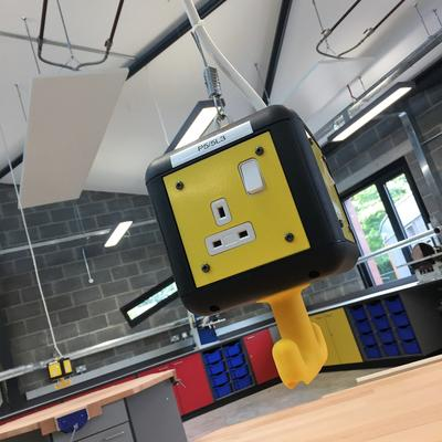Pocklington School Completed Workshop