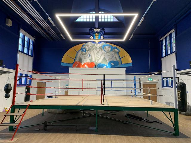 St. Pauls Boxing Academy Refurbishment