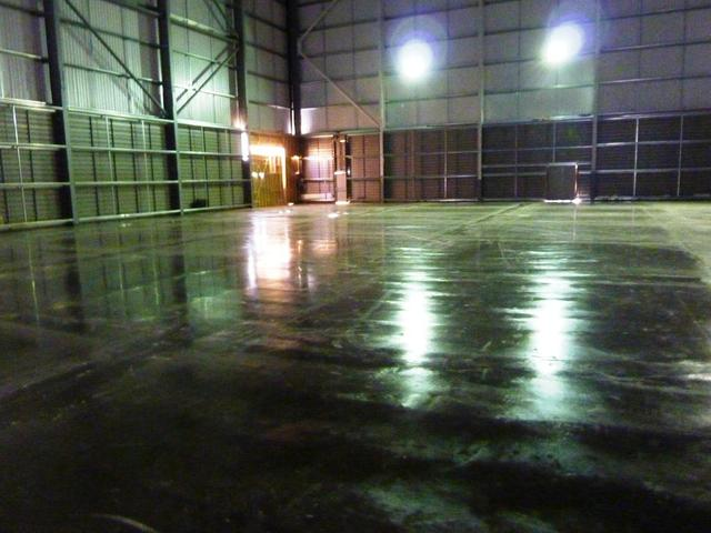 Concrete Floor Slab