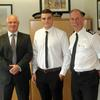 Andrew Kingston - Luke Kennedy - Tim Hollis Chief Constable