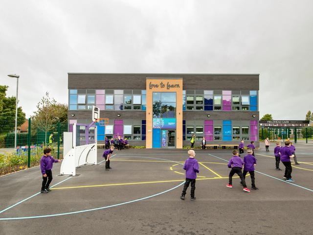 Leeds City Council - Fieldhead Carr Primary School