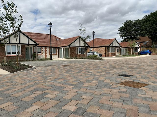The Dairy Close Development for The Lords Feoffees is Completed and Ready for Tenants