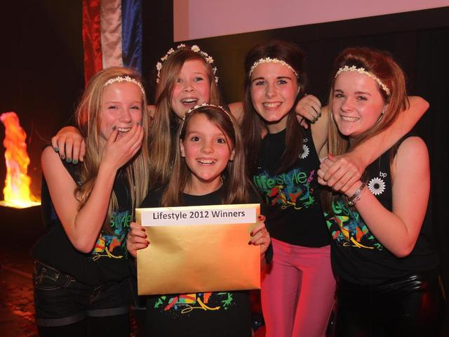 Daisy Chains Lifestyle Winners 2012