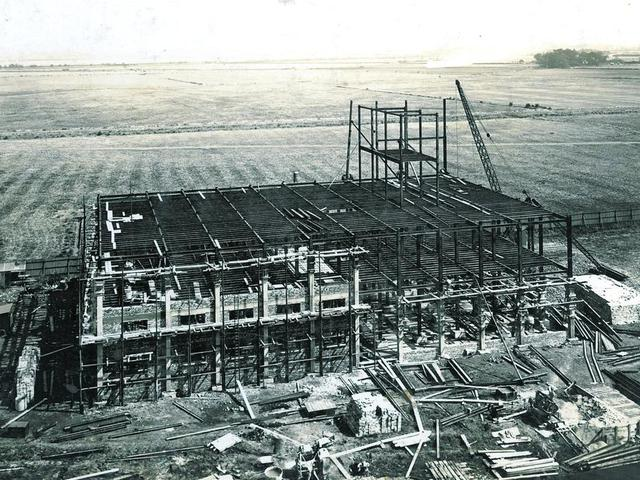 British Vinegar Factory Saltend (now BP)