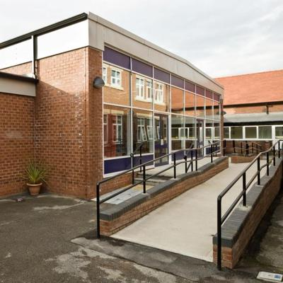 Carcroft School Hall Extension