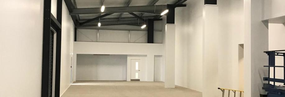 New Packing Warehouse and Yard for Cooplands Bakery