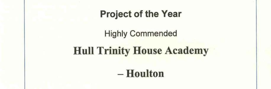 Hull Trinity House Academy  Award