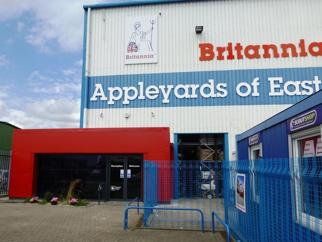 Britannia Appleyards Office Extension