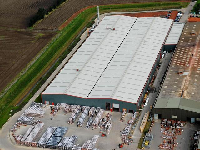 Sandtoft Roof Tile Factory Houlton Quality