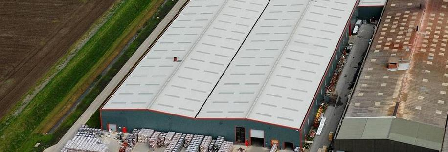 Sandtoft Roof Tile Factory Quality Construction Built On
