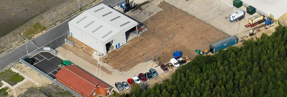 Gruber Secure Vehicle Compound