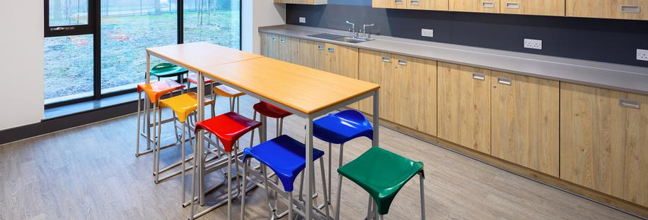 Houlton Complete New CAMHS Facility