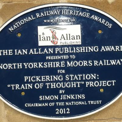 National Railway Heritage Award
