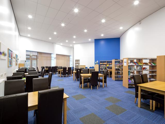 Chapeltown Academy Library
