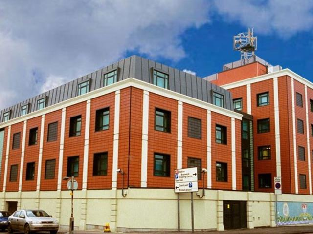 Scarborough Police Station after refurbishment