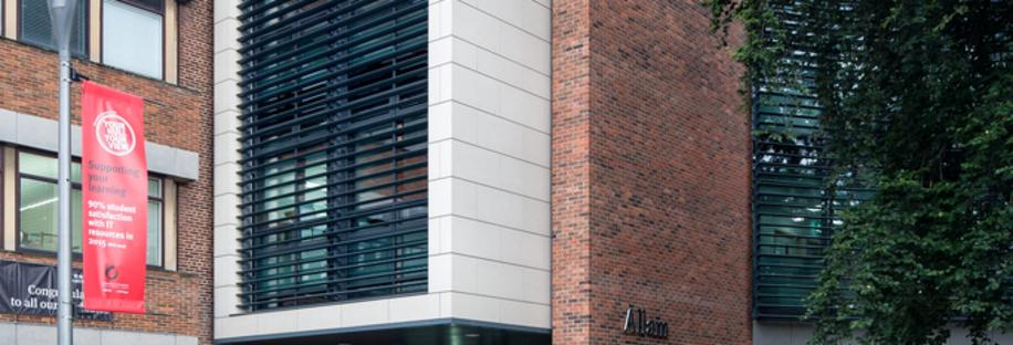 University of Hull Allam Building