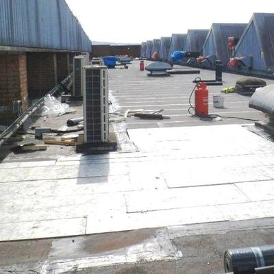 Re-roofing Production Line 1