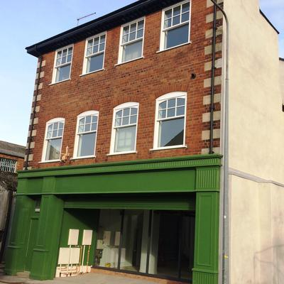 Humber Street Refurbishment