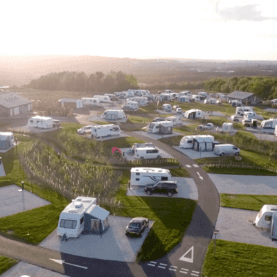 Waleswood Caravan and Camping Park Rother Valley
