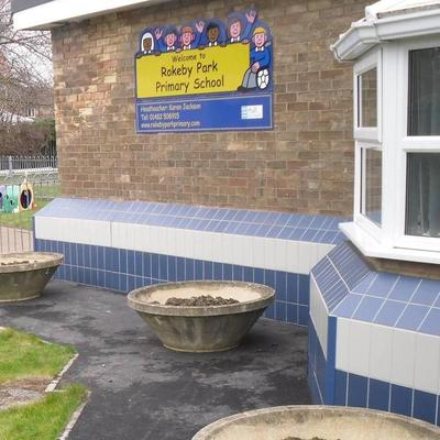 Rokeby School Flood Defence