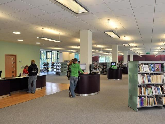 Learning Resource Centre Library