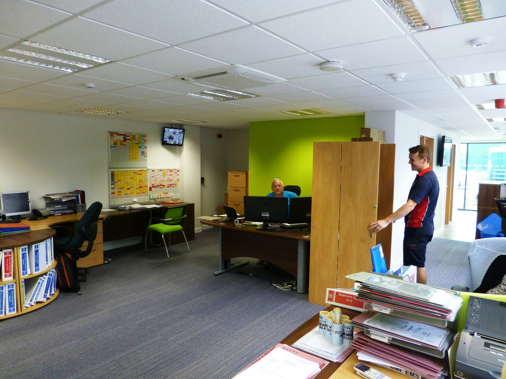 Britannia appleyards of east yorkshire houlton quality for Office design yorkshire