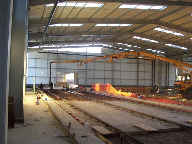 Sandtoft Roof Tile Factory Houlton Quality