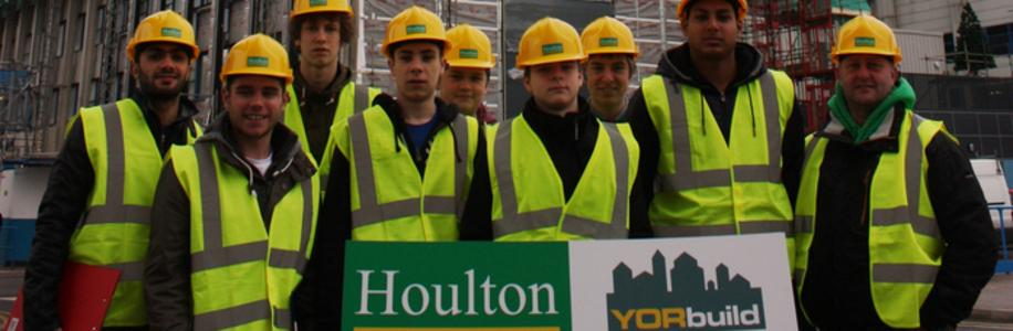 HRI Tower Block - Hull Construction College Health & Safety Workshop