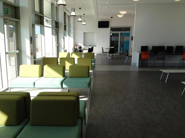 Holderness Learning Centre Quiet Study