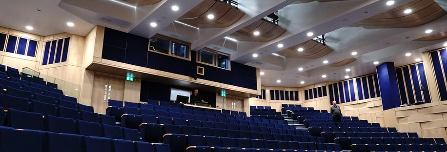 Middleton Hall University of Hull Refurbishment