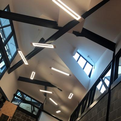 Pocklington School Corridor Ceiling