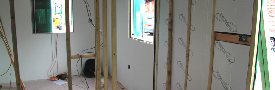 Site Office Refurbishment