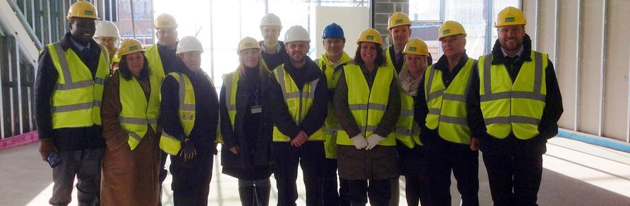 East Riding College - Heads of Curriculum Site Visit