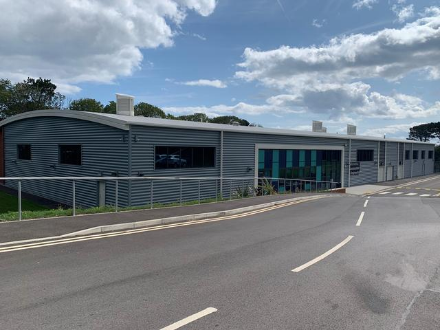 Houlton Deliver New Construction and Engineering Centre