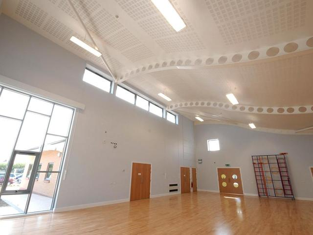 Willerby Carr Lane Primary School Hall