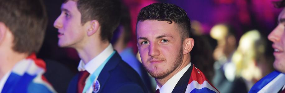 Houlton Bricklayer Josh Hunter Is Selected to Represent the UK in Abu Dhabi