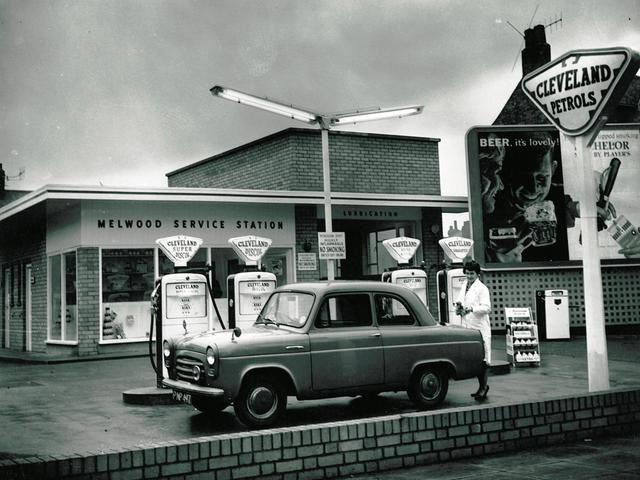 Melwood Service Station, Beverley Road, Hull