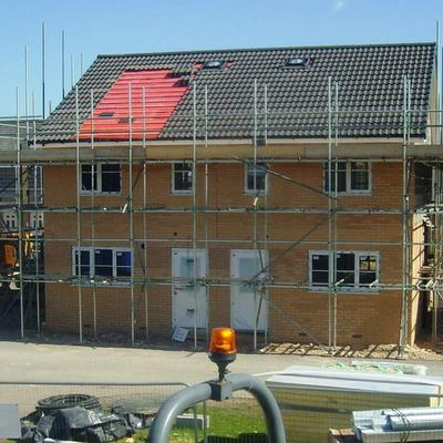 Doncaster Council Houses Quality Construction Built On