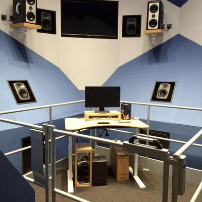 Middleton Hall Recording Studio
