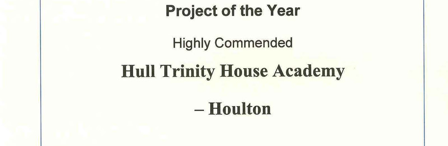 Trinity Constructing Excellence Award