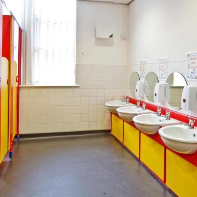Owston Primary School Doncaster Toilets