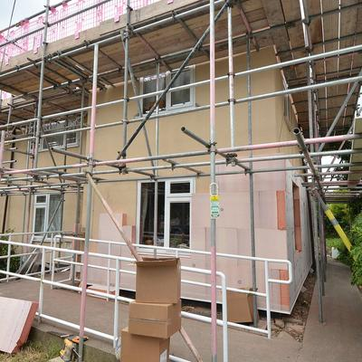 ERYC External Wall Insulation Beverley