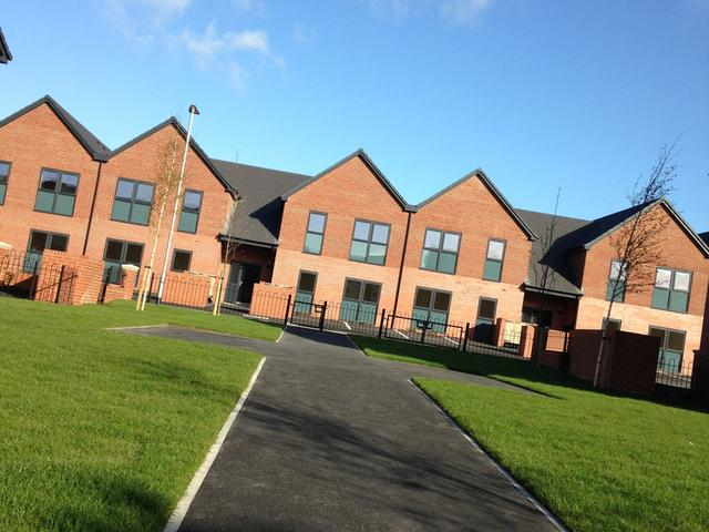 Leeds City Council Housing - East Park Road