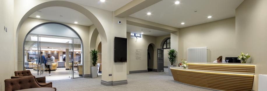 University of Hull - Canham Turner Refurbishment Project